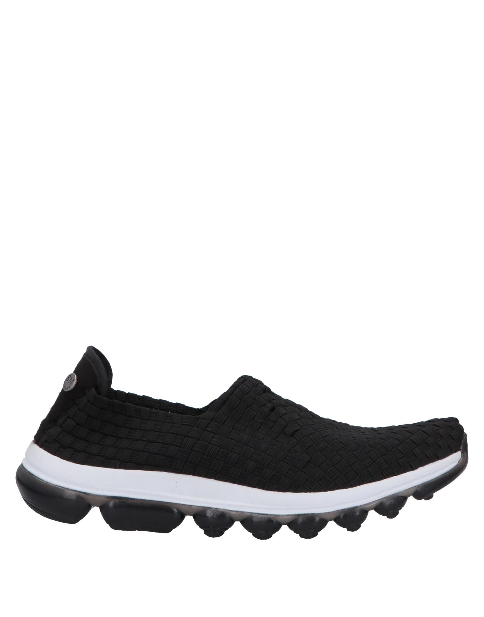 BERNIE MEV. Sneakers. techno fabric, logo, elasticized gores, round toeline, solid color, flat, technical fabric inner, rubber sole, slip on. Stretch fibers