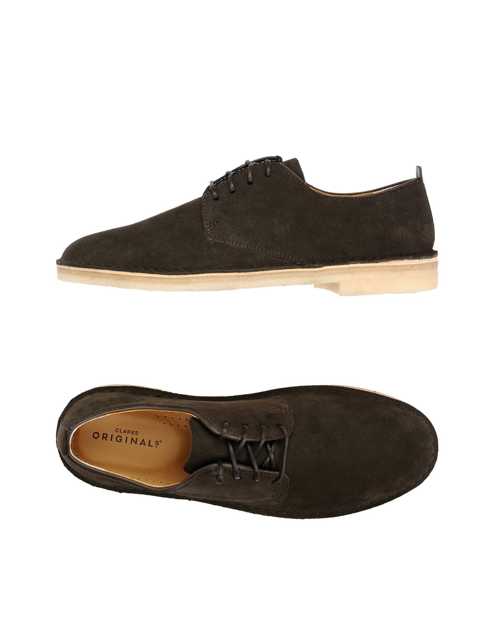 где купить CLARKS ORIGINALS Обувь на шнурках по лучшей цене