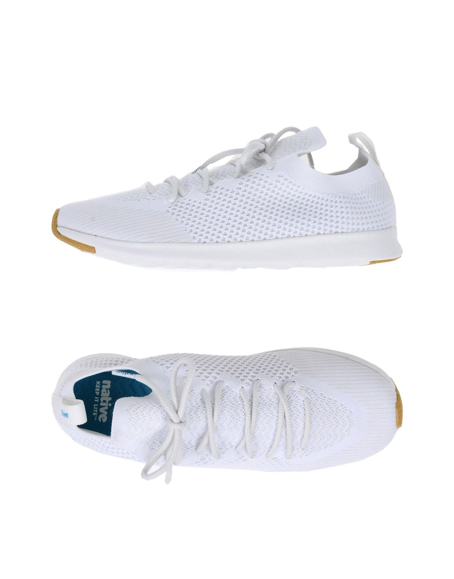 NATIVE Низкие кеды и кроссовки