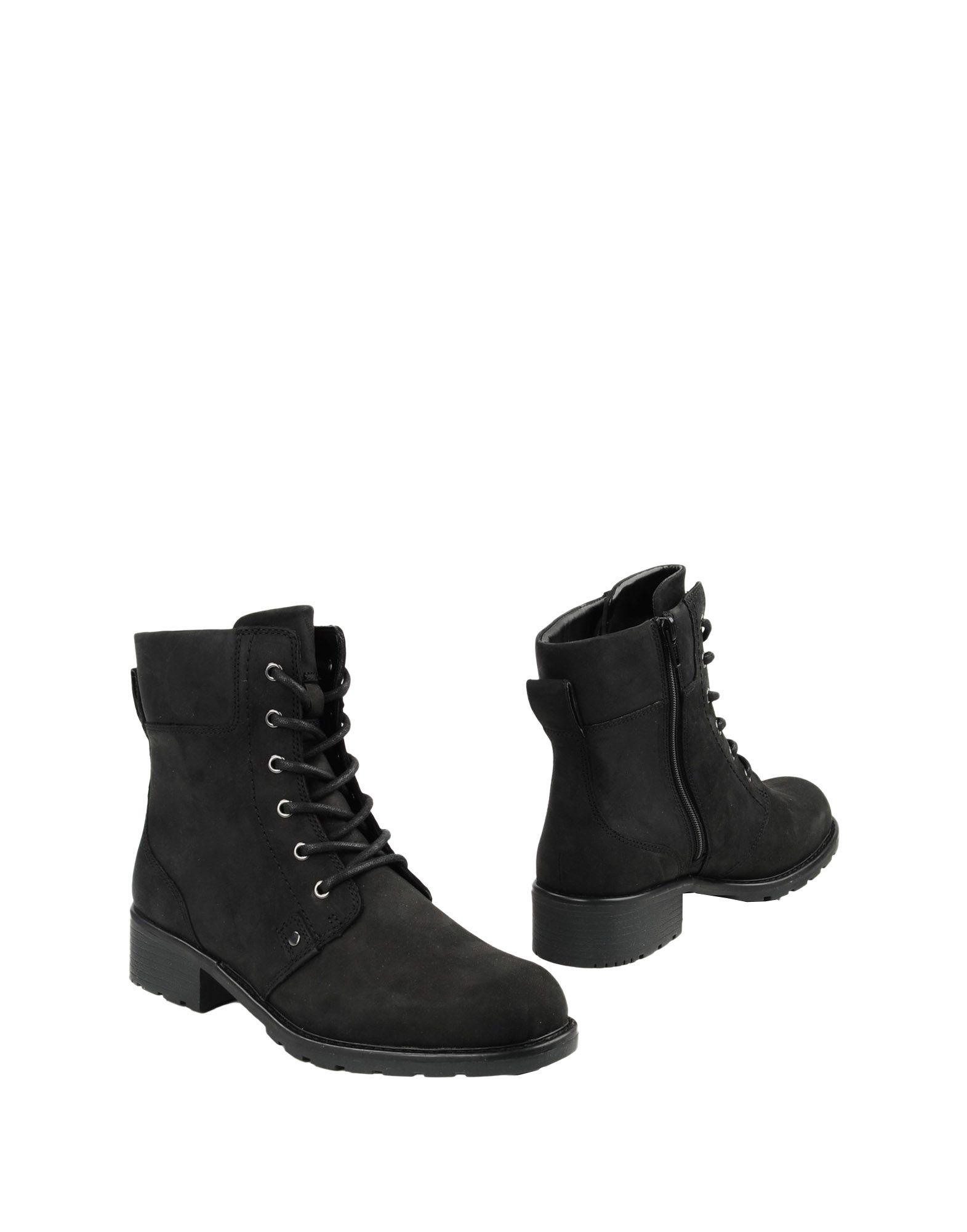 CLARKS Полусапоги и высокие ботинки clarks полусапоги и высокие ботинки
