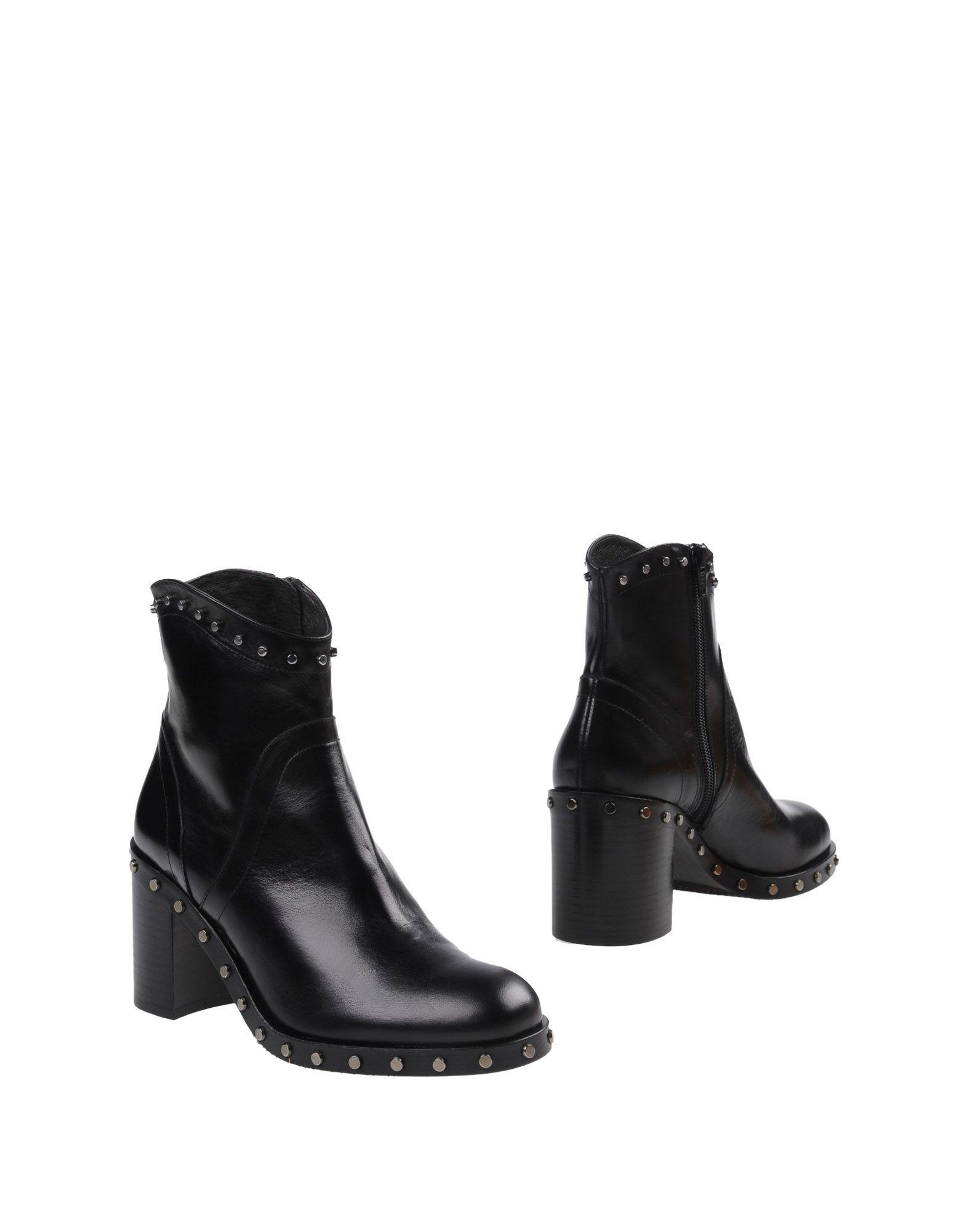 ZINDA Полусапоги и высокие ботинки grey mer полусапоги и высокие ботинки