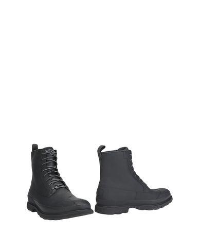 SOREL メンズ ショートブーツ ブラック 9.5 革 MADSON WINGTIP BOOT WATERPROOF