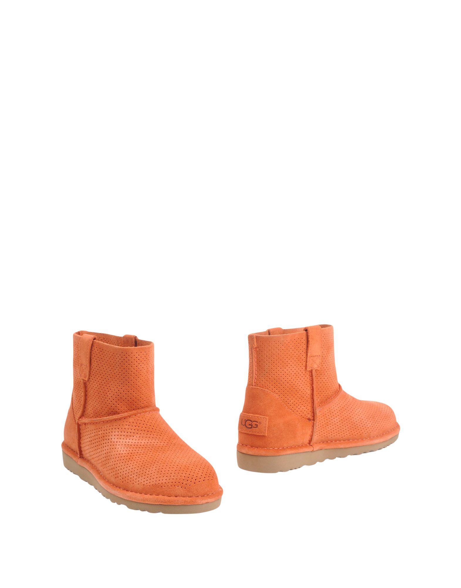 UGG AUSTRALIA Полусапоги и высокие ботинки ugg australia полусапоги