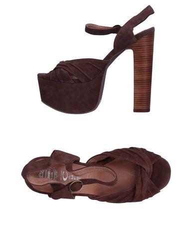 Фото - Женские сандали JEFFREY CAMPBELL цвет какао