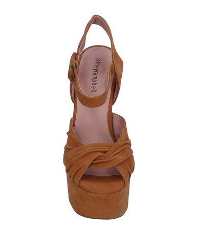 Фото 2 - Женские сандали JEFFREY CAMPBELL цвет верблюжий