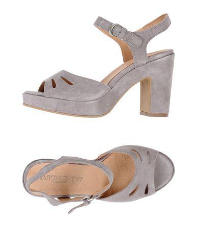 Купить Женские сандали MARCO FERRETTI серого цвета
