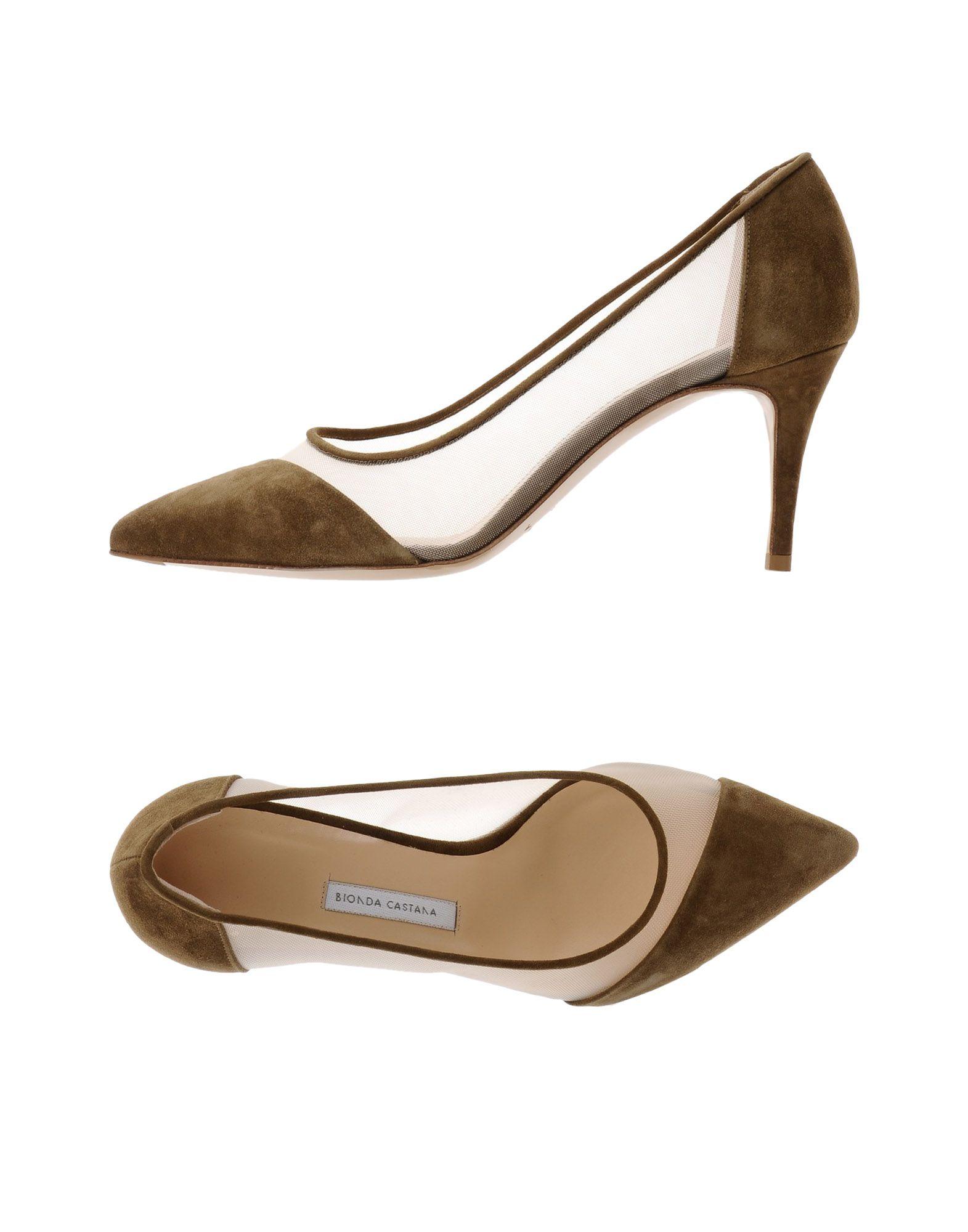 все цены на BIONDA CASTANA Туфли в интернете