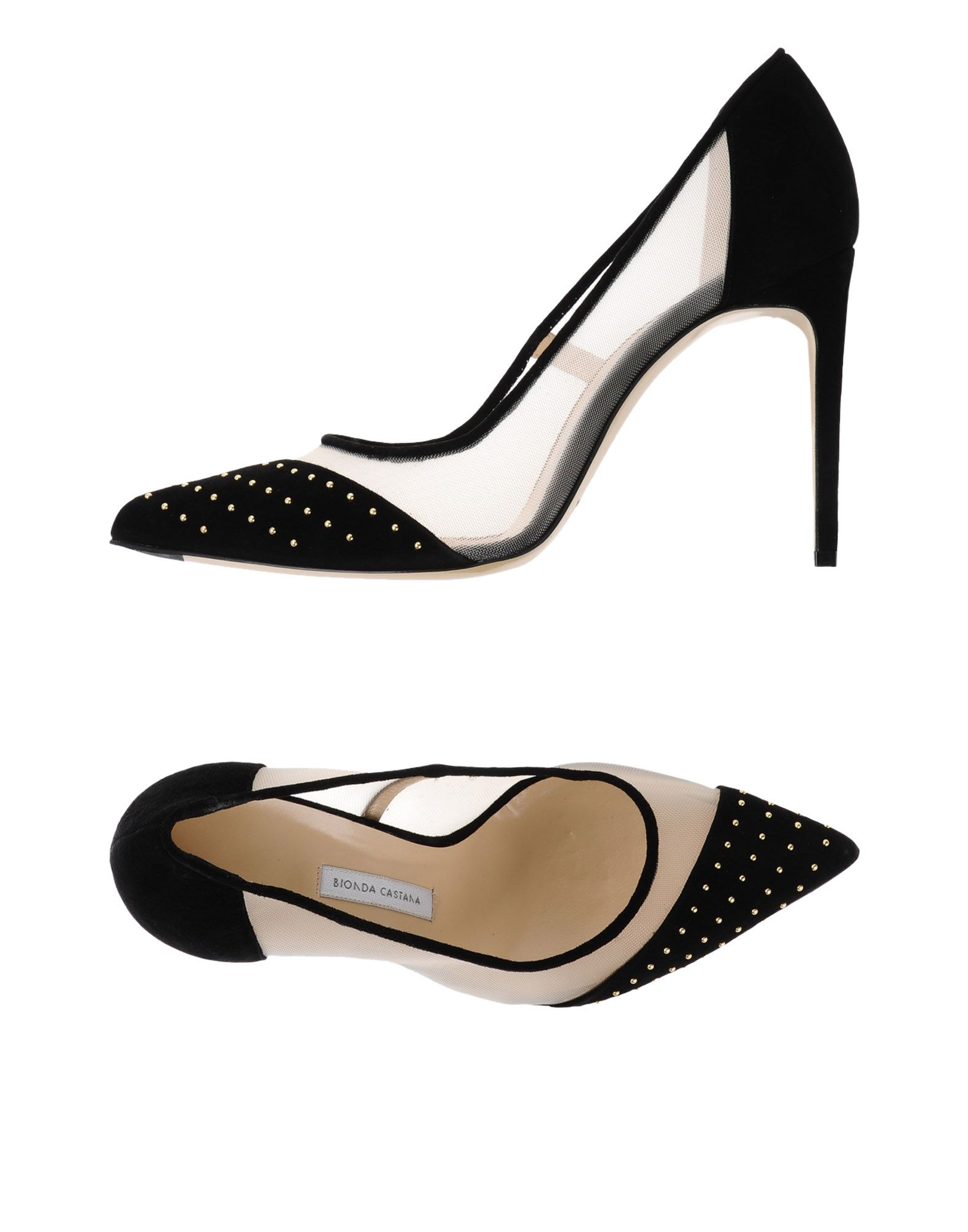 BIONDA CASTANA Туфли цены онлайн
