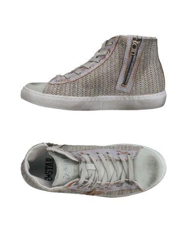 Фото - Высокие кеды и кроссовки от 2STAR светло-серого цвета