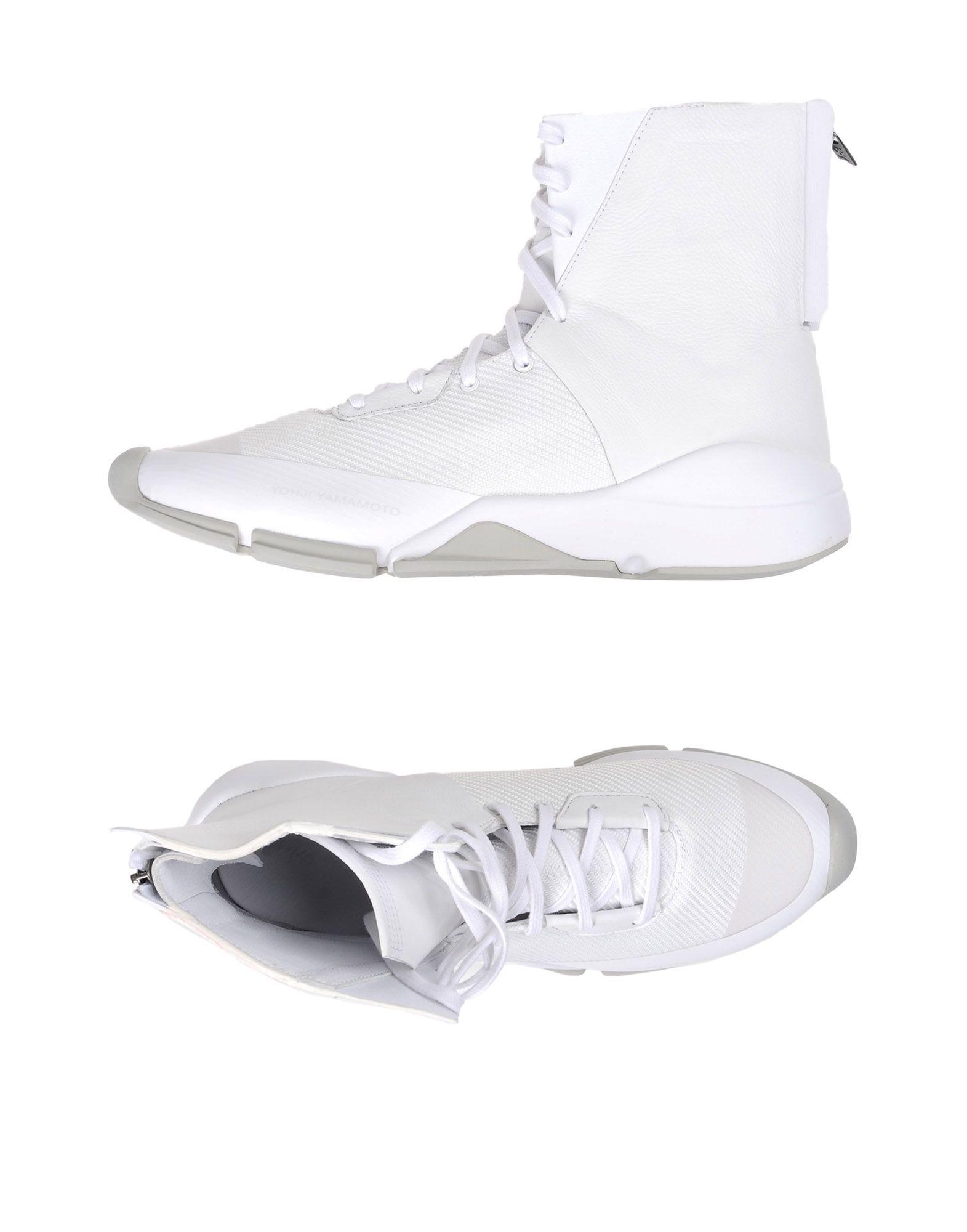 Y-3 Высокие кеды и кроссовки кеды кроссовки высокие женские dc rebound hi chambray page 3