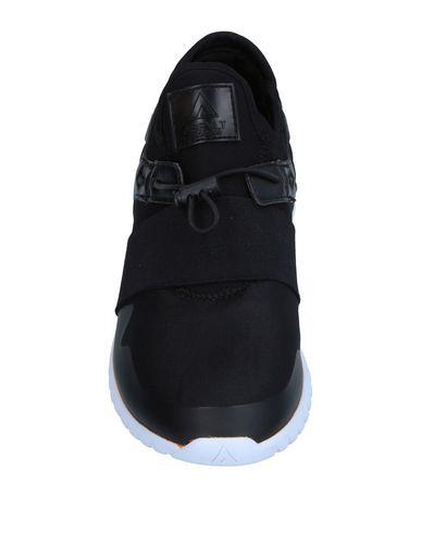 Фото 2 - Низкие кеды и кроссовки от ASFVLT черного цвета
