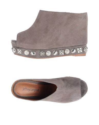 Мюлес и сабо JEFFREY CAMPBELL