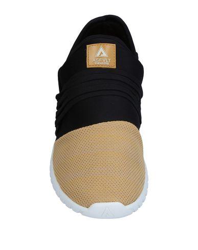 Фото 2 - Низкие кеды и кроссовки от ASFVLT цвет песочный