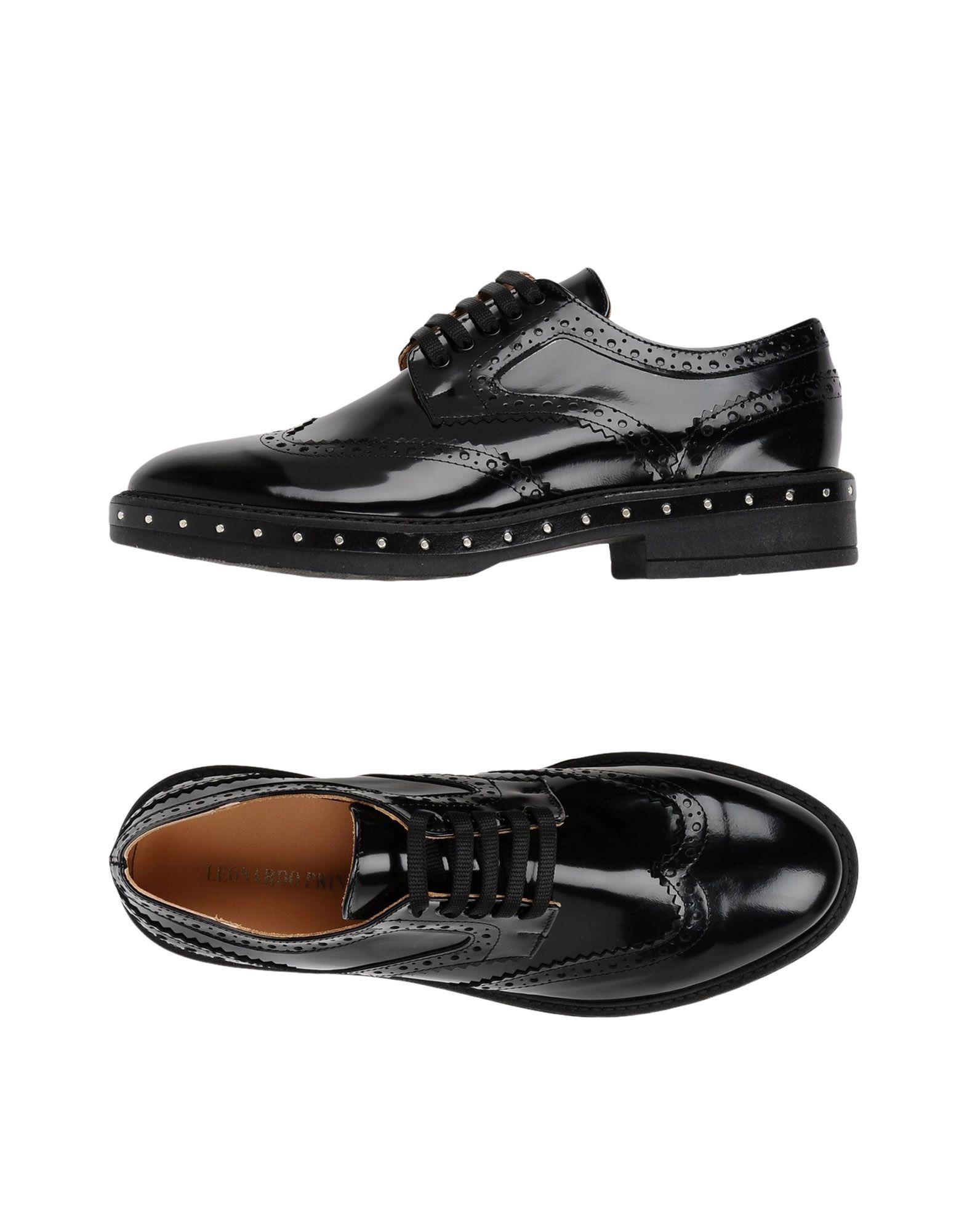 LEONARDO PRINCIPI Обувь на шнурках leonardo cantero photobolsillo