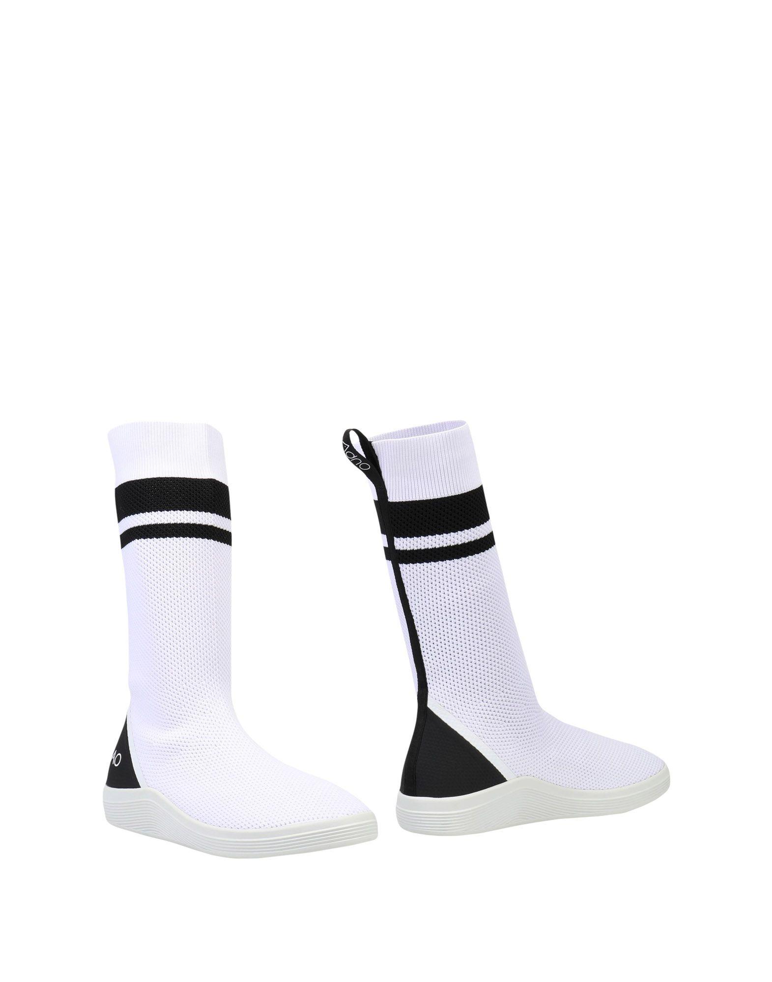 ADNO &Reg; Boots in White