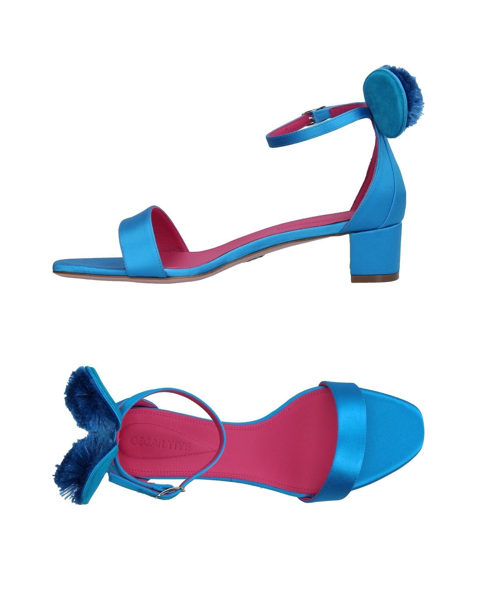 Oscar Tiye Sandals