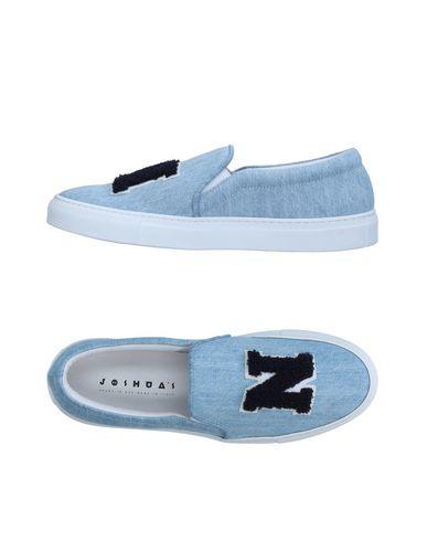 Фото - Низкие кеды и кроссовки от JOSHUA*S небесно-голубого цвета