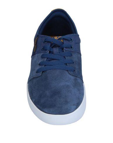 Фото 2 - Низкие кеды и кроссовки пастельно-синего цвета
