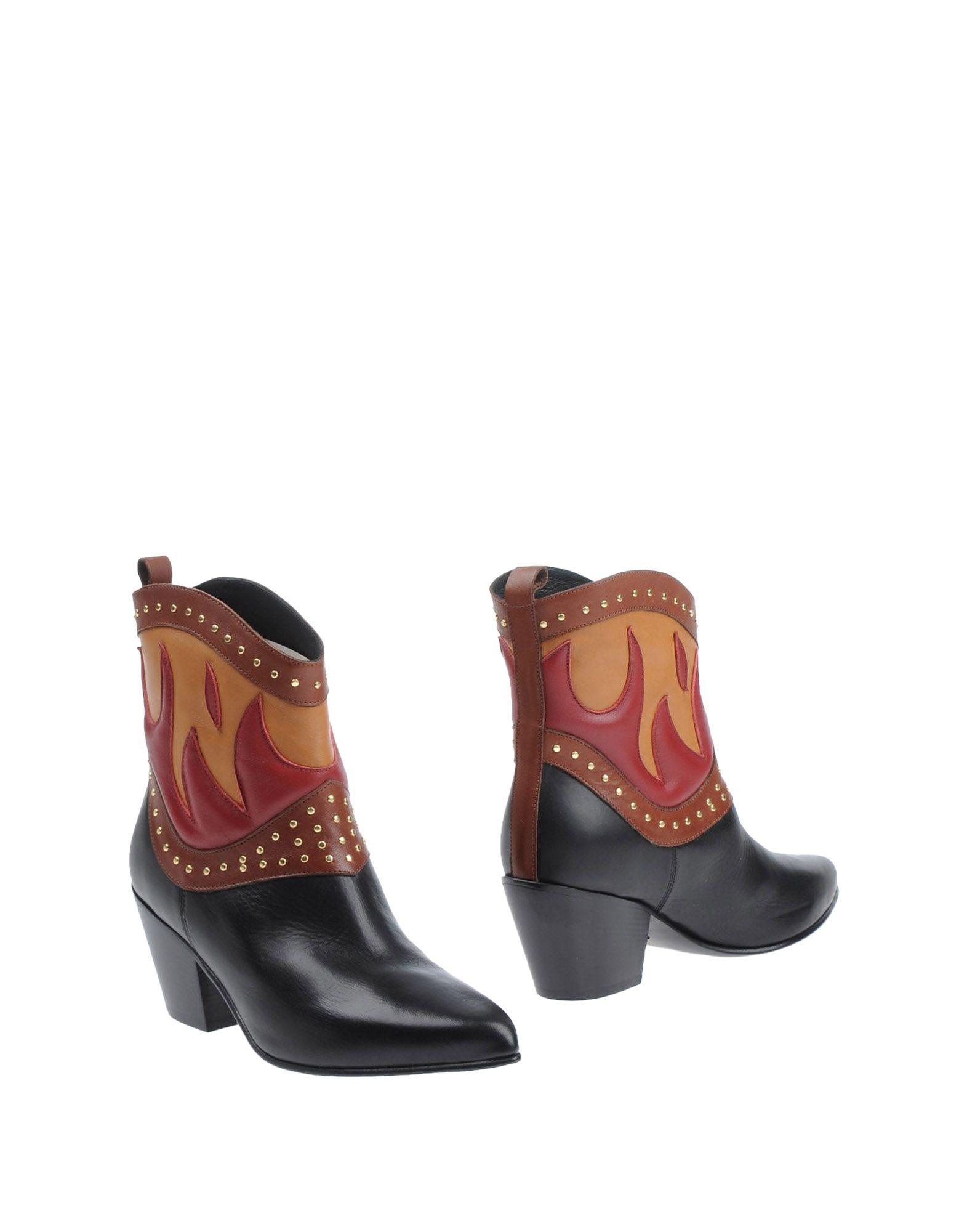 JUST CAVALLI Полусапоги и высокие ботинки just cavalli полусапоги и высокие ботинки