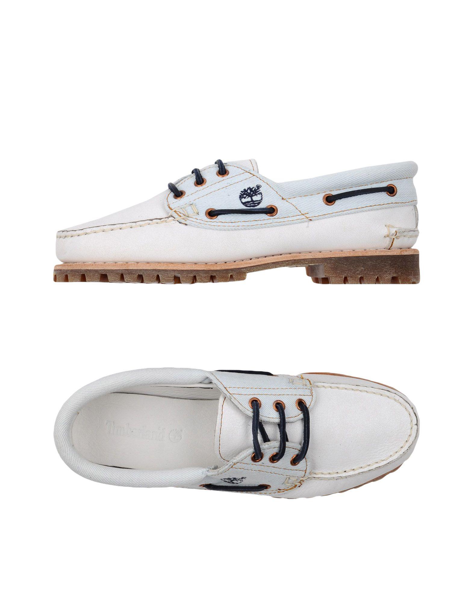где купить  TIMBERLAND Обувь на шнурках  по лучшей цене