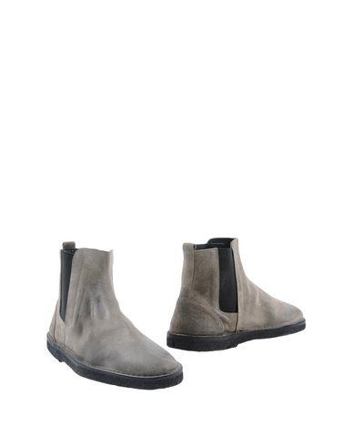 Фото - Полусапоги и высокие ботинки серого цвета