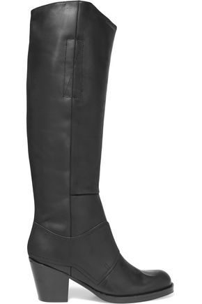ACNE STUDIOS Pistol leather boots