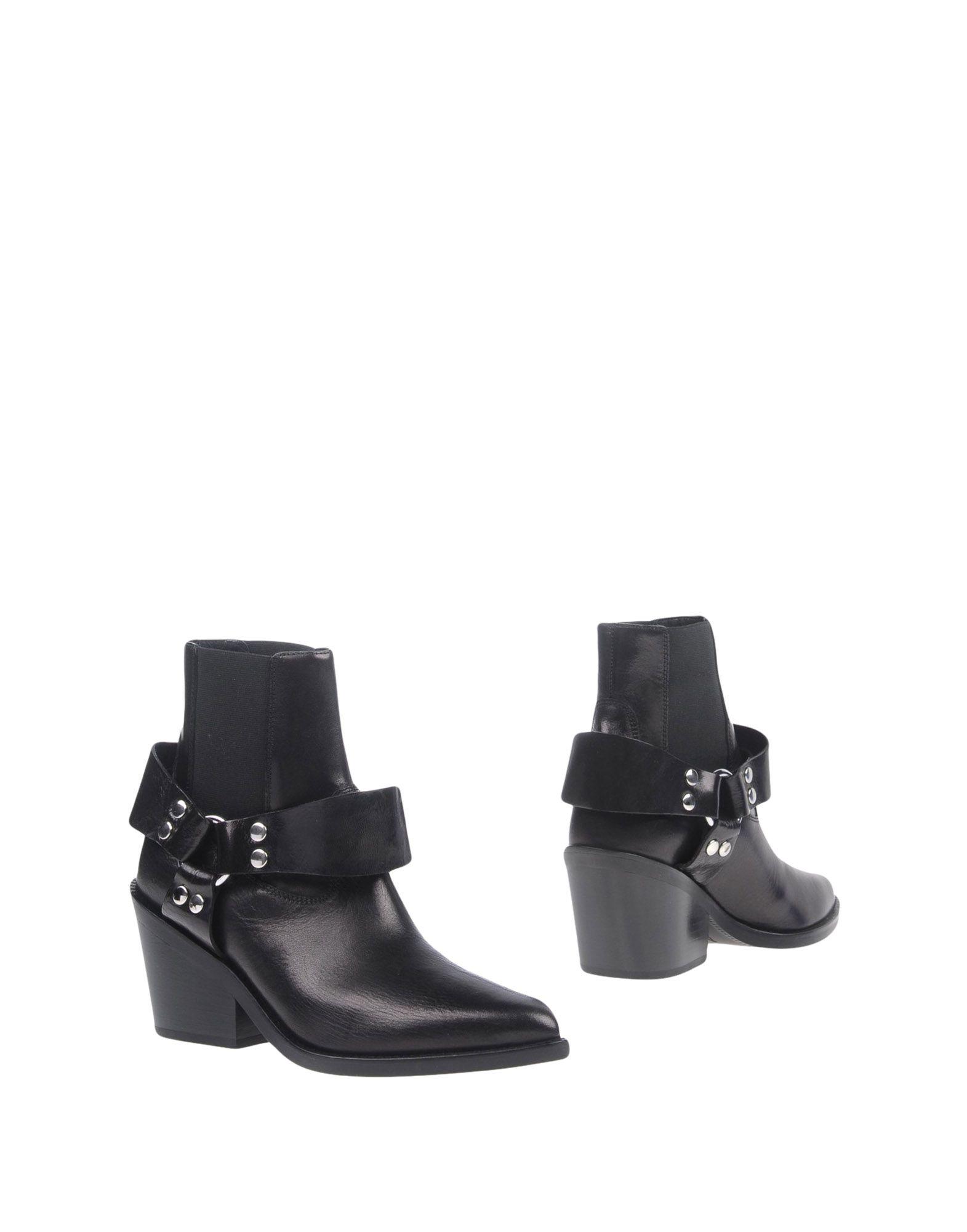 MM6 MAISON MARGIELA Полусапоги и высокие ботинки