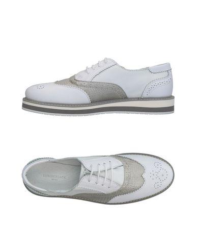 Фото - Обувь на шнурках от LUMBERJACK белого цвета