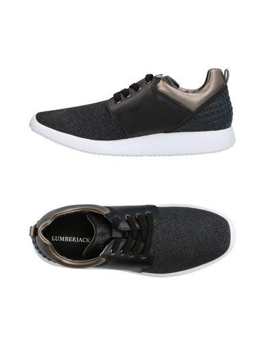 Фото - Низкие кеды и кроссовки от LUMBERJACK черного цвета