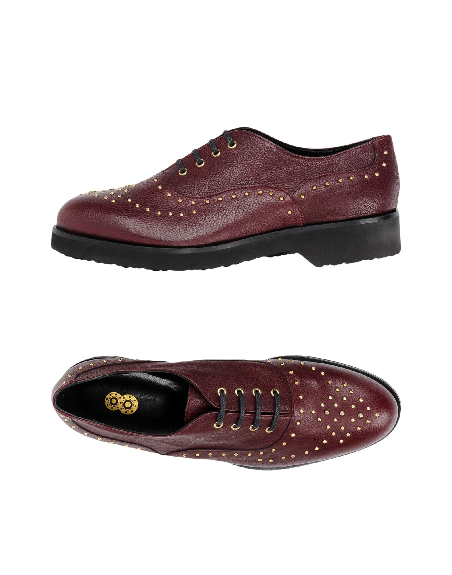 8 Обувь на шнурках