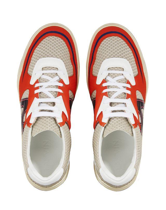 LANVIN MESH DIVING SNEAKER Sneakers U a