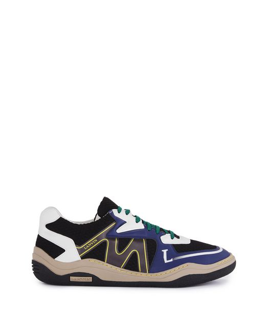 SNEAKERS DIVING IN TESSUTO A RETE - Lanvin