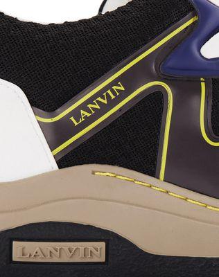 LANVIN MESH DIVING SNEAKER Sneakers U e