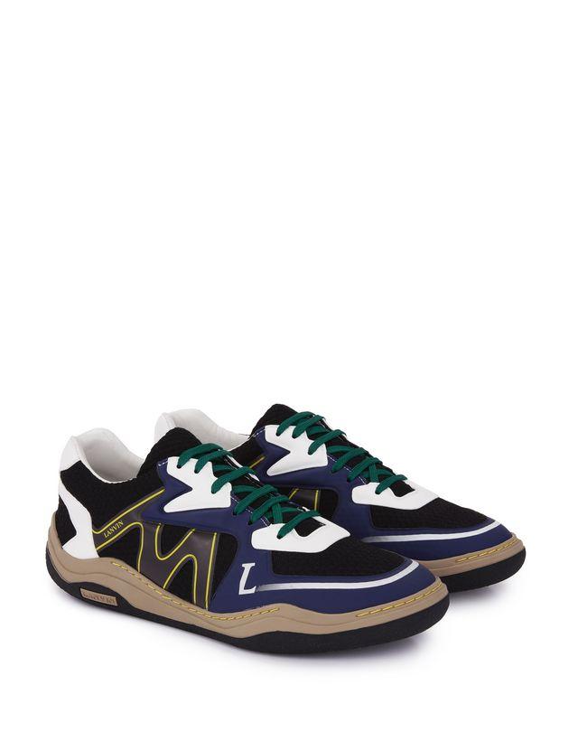 LANVIN MESH DIVING SNEAKER Sneakers U r