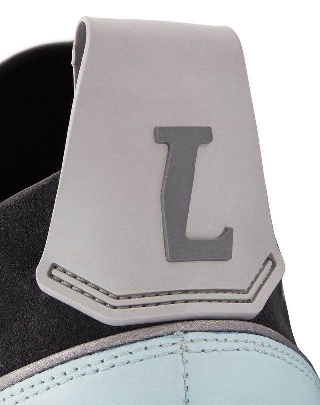 LANVIN SUEDE CALFSKIN DIVING SNEAKER Sneakers U e