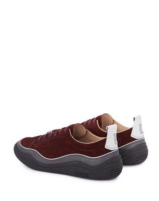 LANVIN SUEDE CALFSKIN DIVING SNEAKER Sneakers U d