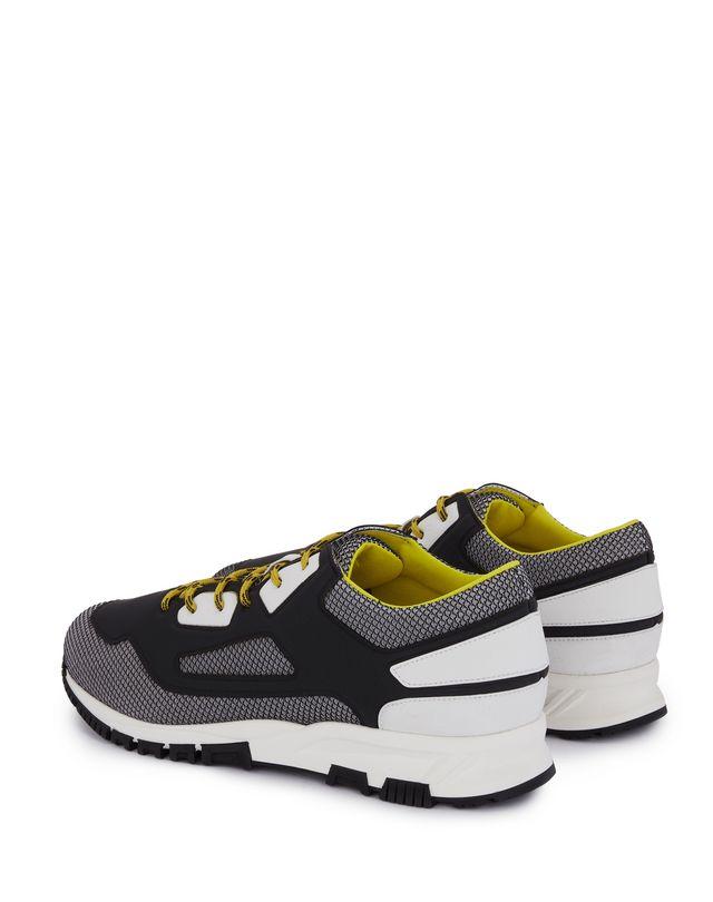 LANVIN MESH CROSS-TRAINER Sneakers U d