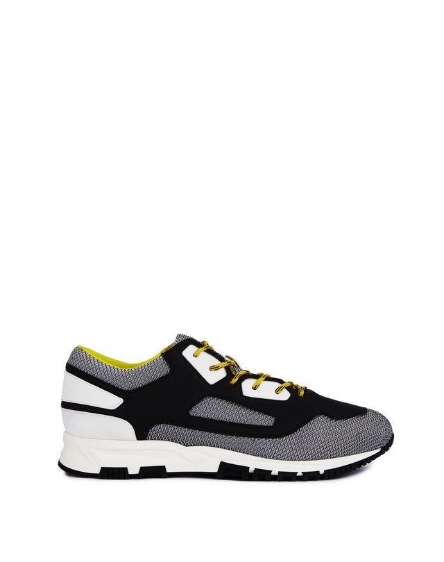 LANVIN MESH CROSS-TRAINER Sneakers U f
