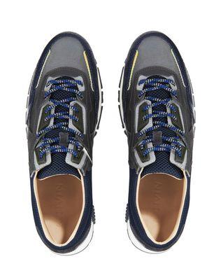 LANVIN MESH CROSS-TRAINER Sneakers U a