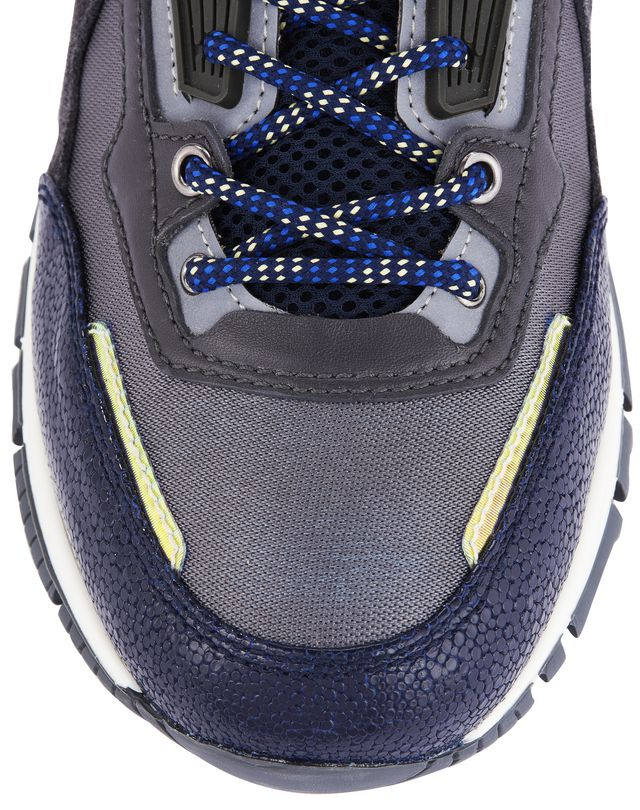LANVIN MESH CROSS-TRAINER Sneakers U e