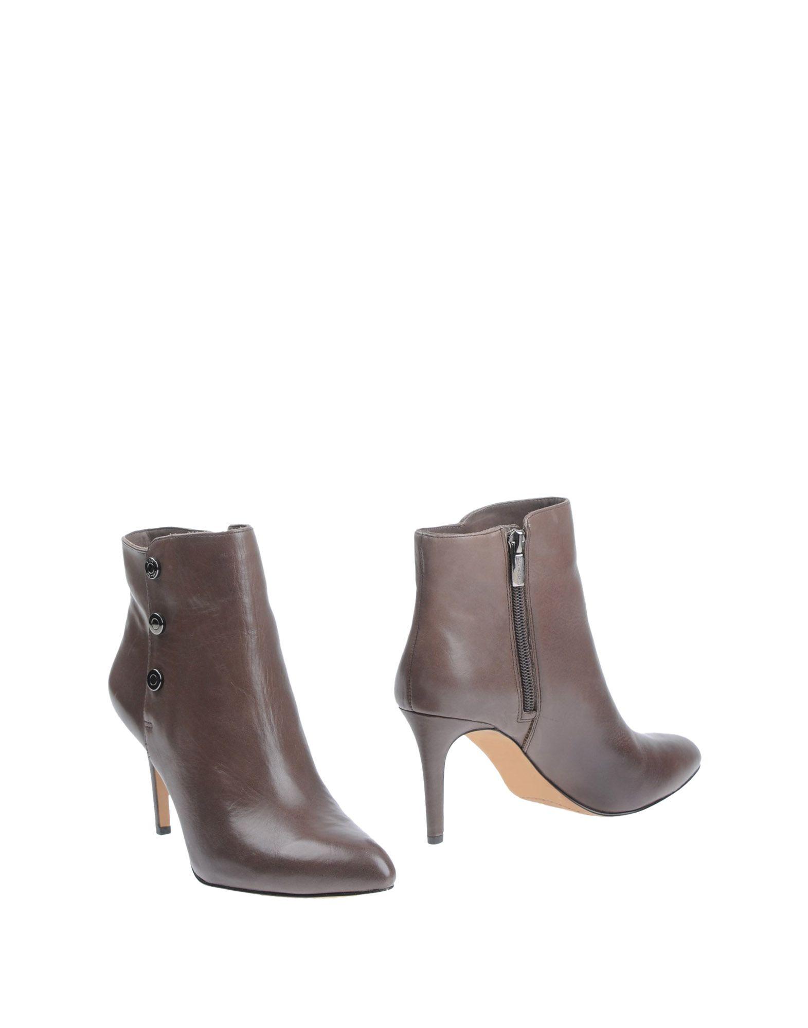 ФОТО vince camuto полусапоги и высокие ботинки