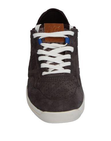 Фото 2 - Низкие кеды и кроссовки от LUMBERJACK свинцово-серого цвета