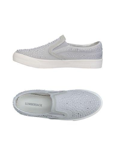 Фото - Низкие кеды и кроссовки от LUMBERJACK светло-серого цвета