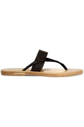 ISABEL MARANT ÉTOILE Alexia leather sandals