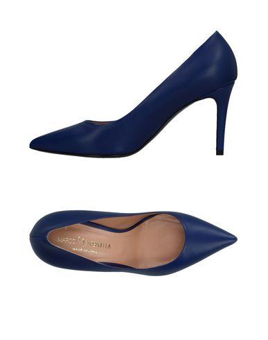 Фото - Женские туфли  темно-синего цвета