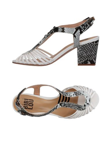 Фото - Женские сандали BIBI LOU белого цвета