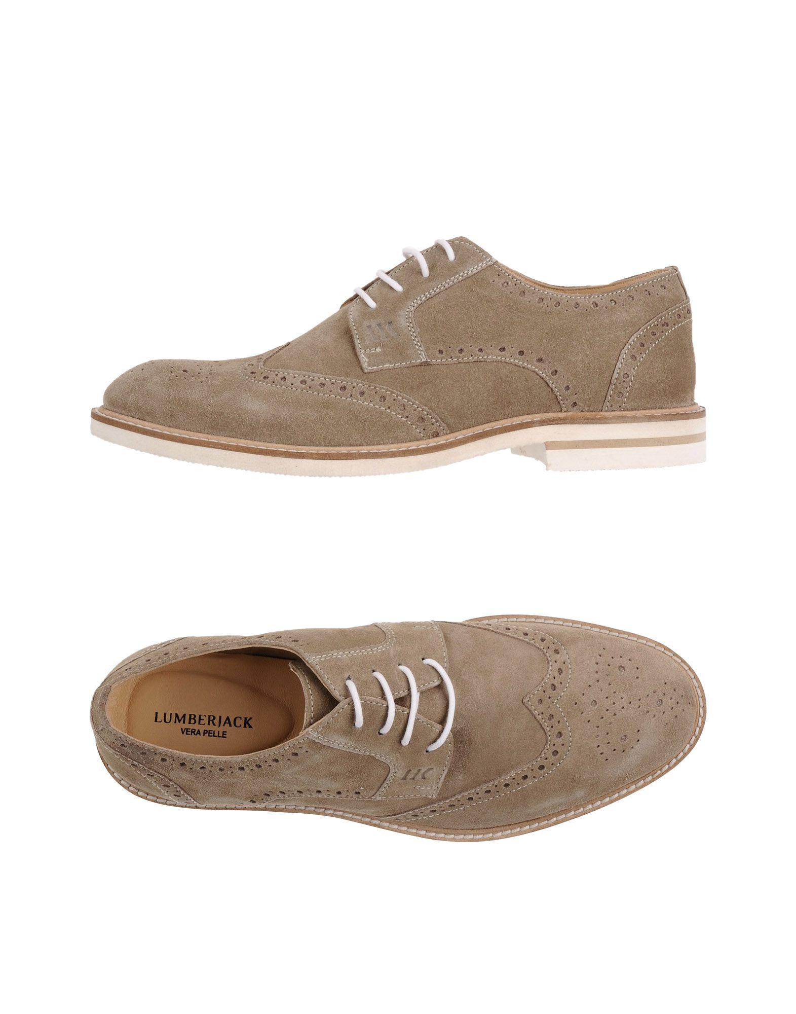 ФОТО lumberjack обувь на шнурках
