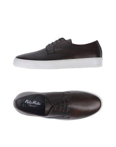 Фото - Низкие кеды и кроссовки от PHILIP MARTIN темно-коричневого цвета