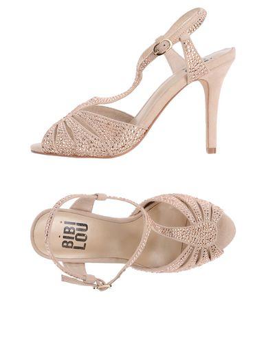 Купить Женские сандали BIBI LOU бежевого цвета