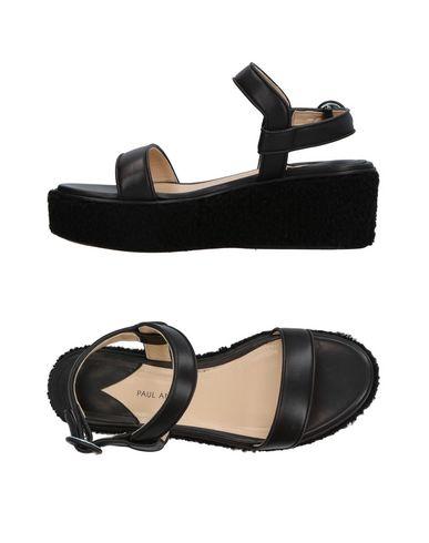 Купить Женские сандали PAUL ANDREW черного цвета